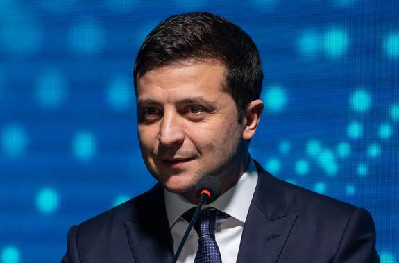 Зеленский до возвращения на Украину задержанных кораблей пообещал не бриться