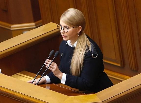"""Тимошенко будет ждать Зеленского на корпоративах """"со своим фортепиано"""" после шутки про """"фигуру оппозиции"""""""