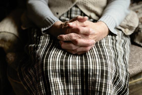 Люберцы: исчезла пенсионерка-инвалид