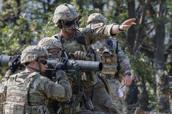 Два возможных сценария войны Соединенных Штатов с Россией раскрыли в Польше