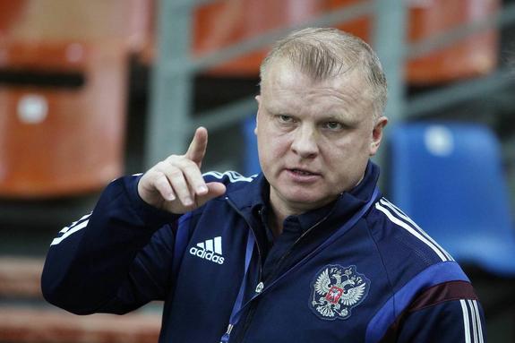Сергей Кирьяков: Против топ-команд будем играть отныне только в закрытый футбол