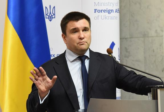 Возможность начала «большой войны» на Украине допустил бывший глава МИД Климкин