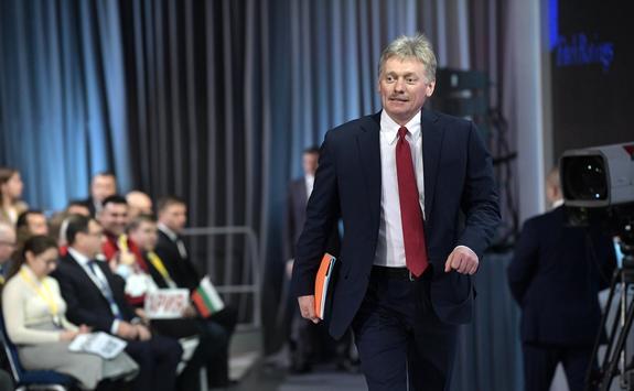 В Кремле  оценили заявление Киева о пропавшем оборудовании и унитазах