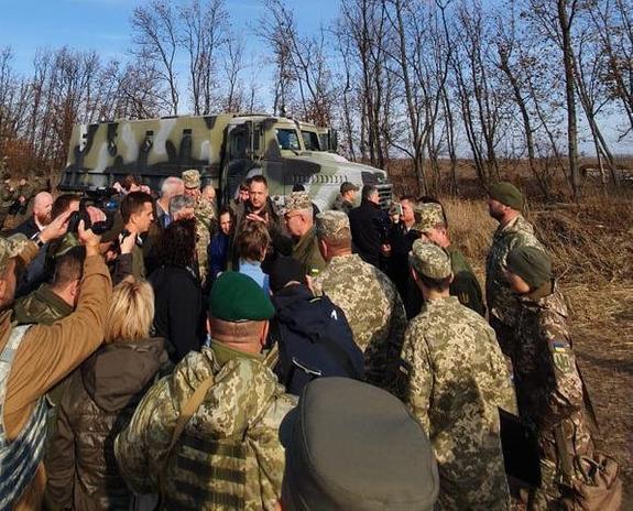 Аваков ответил на  заявление Володина о распаде Украины