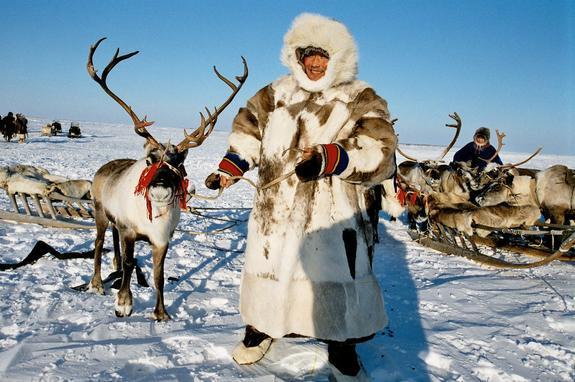 Нефтянники выдавливают малочисленные народы с Севера