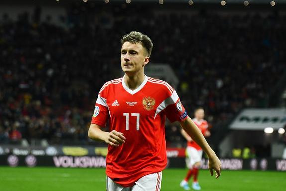Российский футболист «Монако» Головин опустился на 10-е место в рейтинге Лиги 1