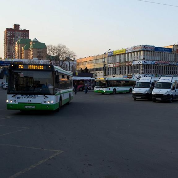 ДТП в подмосковном Серпухове: 11 человек пострадали