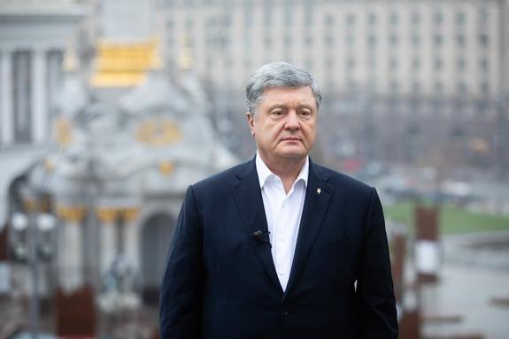 Порошенко предостерег Зеленского от переговоров один на один с президентом России