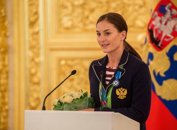 Олимпийская чемпионка Софья Великая покинет исполком ОКР