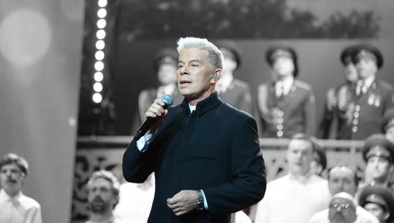 Газманов признался, что заставило его переписать песню «Офицеры»