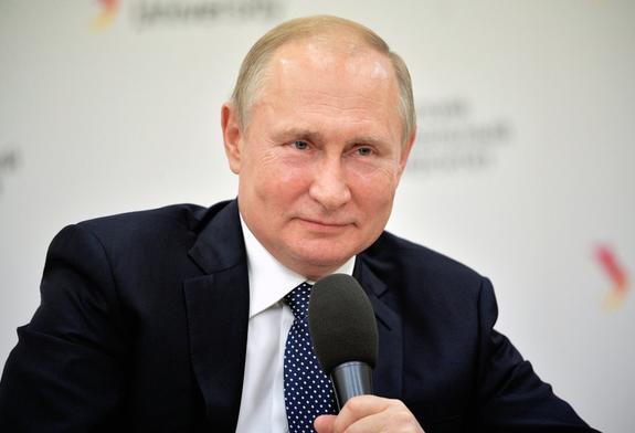 Путин прокомментировал предложение сделать 31 декабря выходным днем