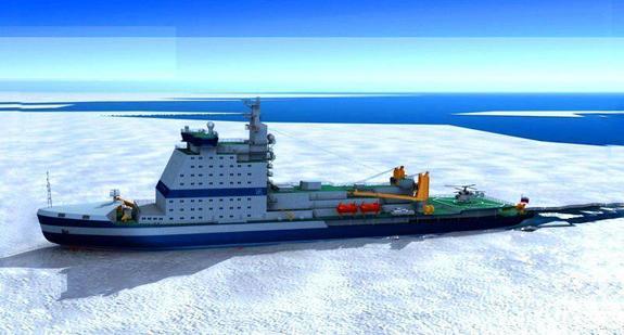 Зачем России понадобилось семь ледоколов?