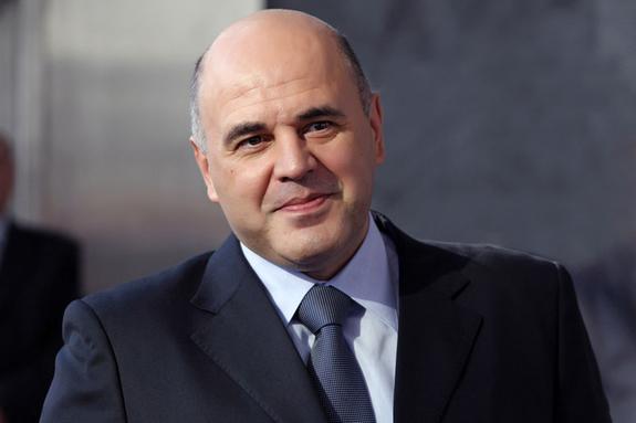 Руководитель ФНС Михаил Мишустин представит доклад о цифровизации налоговой системы