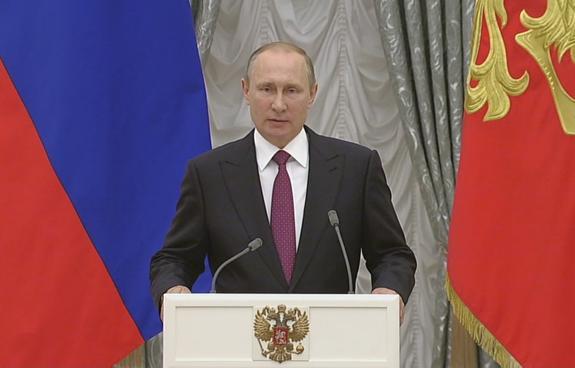 Путин обратится с посланием к Федеральному собранию в Центральном выставочном зале «Манеж»