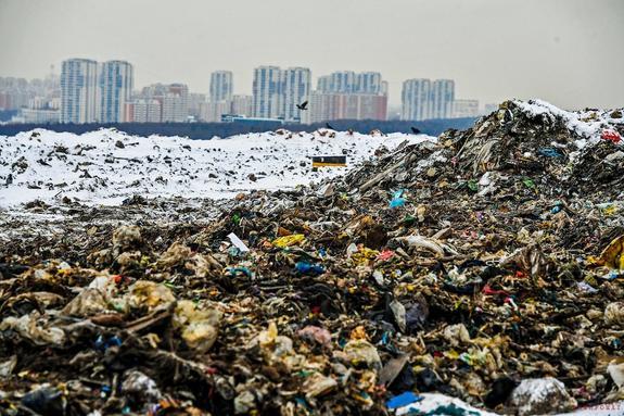 Хроника пикирующей  мусорной реформы
