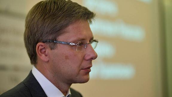 Мэр Риги: Не следует евродепутату Ушакову быть таким несдержанным