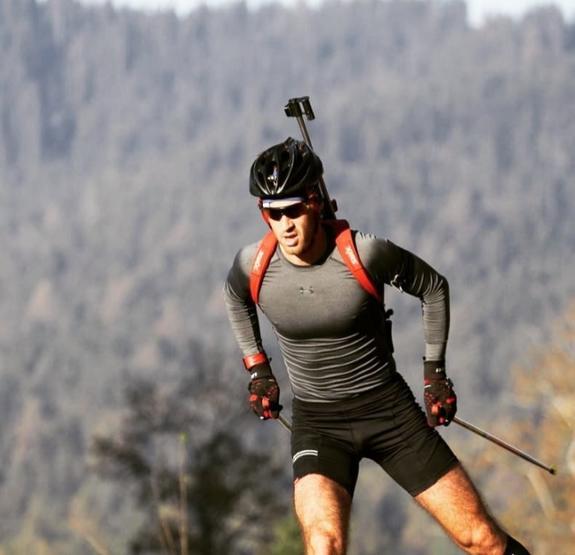 Биатлонист Малышко высказался по поводу своего отстранения из сборной