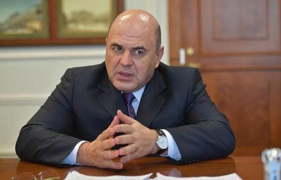 Госдума рассмотрит кандидатуру Мишустина на должность главы правительства