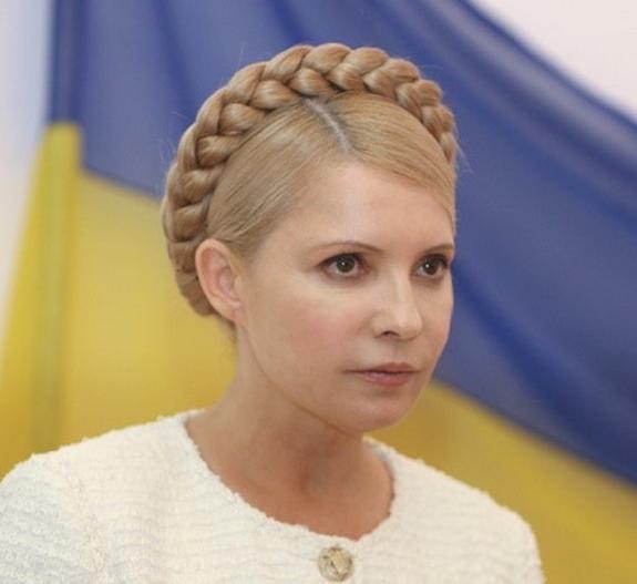 Тимошенко призвала Зеленского уйти в отставку из-за скандала с прослушкой