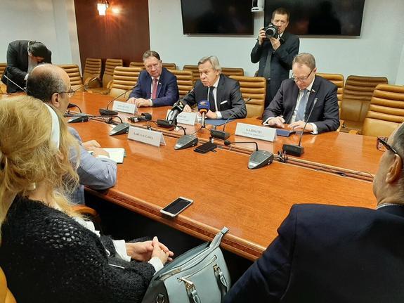 Пушков прокомментировал возвращение Украины в ПАСЕ