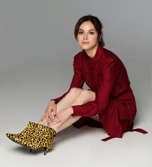 Актриса Марина Коняшкина: Не хочу быть рабом инстаграма