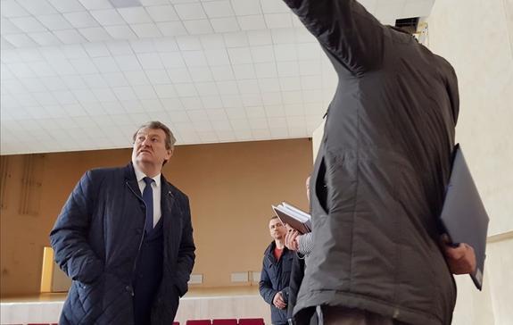 Дворец культуры в Челябинске открыли после реконструкции