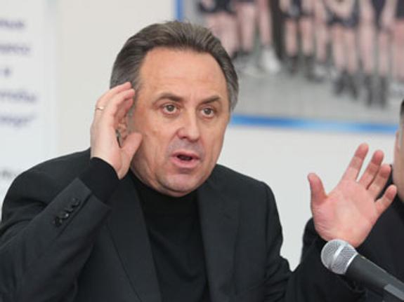 Виталий Мутко просит на Универсиаду в Красноярске 40 млрд руб