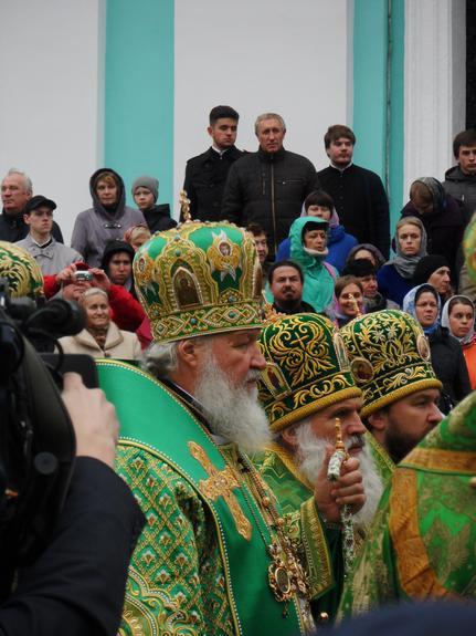 Телеведущая Ксения Собчак порассуждала об отдыхе Патриарха Кирилла