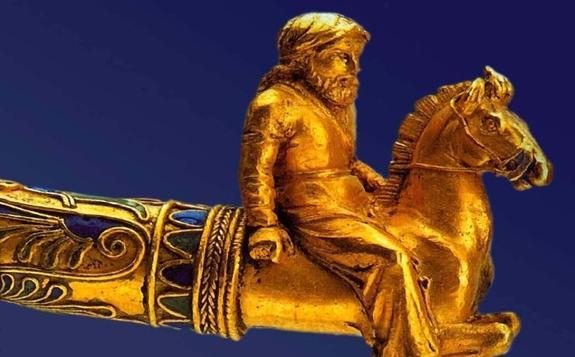 «Золото скифов» уехало из Крыма, вернётся на Украину