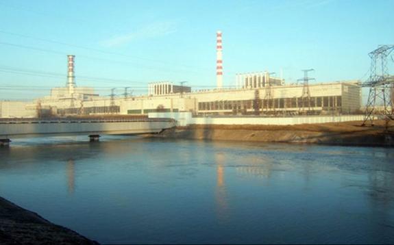 Остановлен четвертый энергоблок Курской АЭС