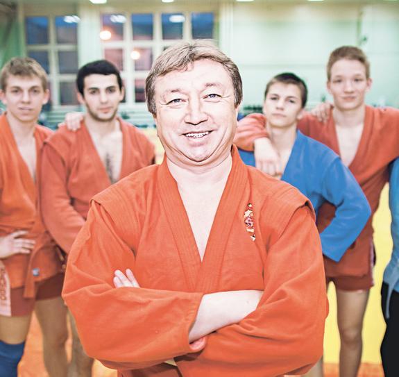 Ренат Лайшев: «Школа «Самбо-70» – это настоящая команда победителей»!