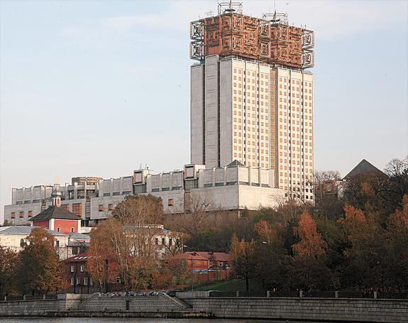 Вместо научного института РАН– публичный дом