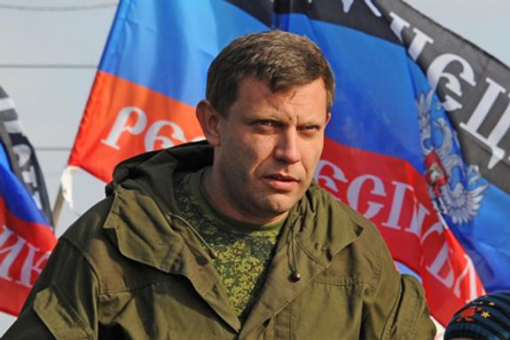 Захарченко лидирует на выборах в ДНР
