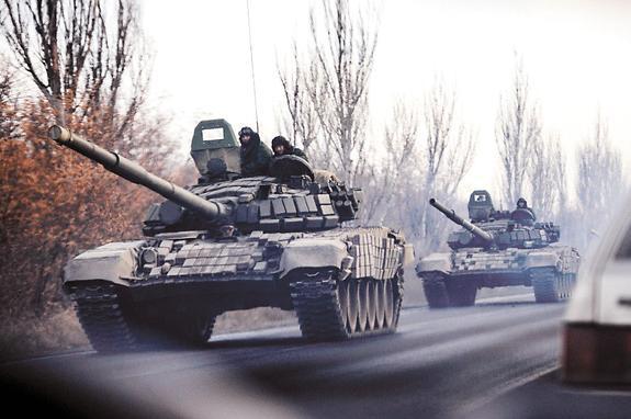 Пружина Донбасса сжимается перед выстрелом