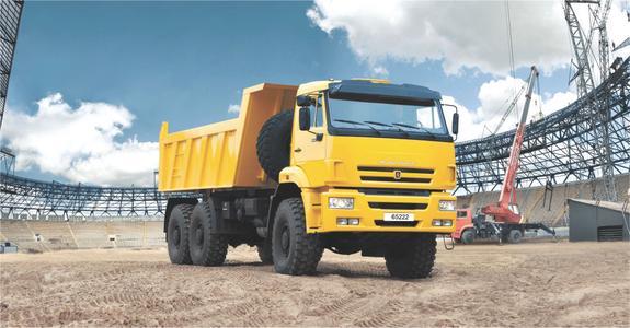 КамАЗ создаёт грузовик с автопилотом