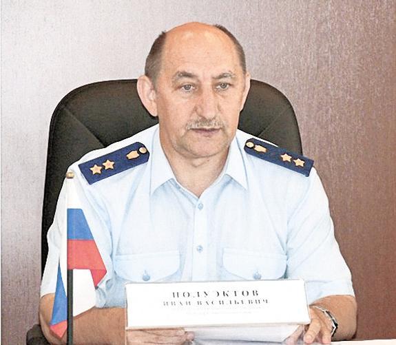 Кто отнимет дышло у прокурора Полуэктова?