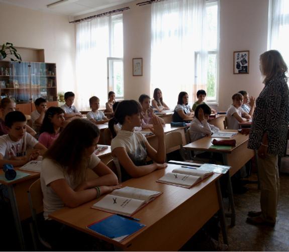 Курские педагоги обратились с открытым письмом к своим украинским коллегам