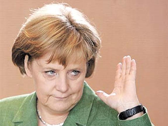 Меркель самое место в ООН?