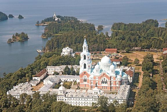 Остров религиозного назначения