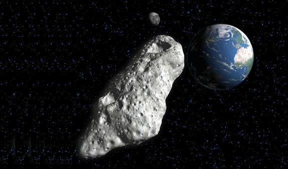 Земле угрожает новый гигантский «Апофис»