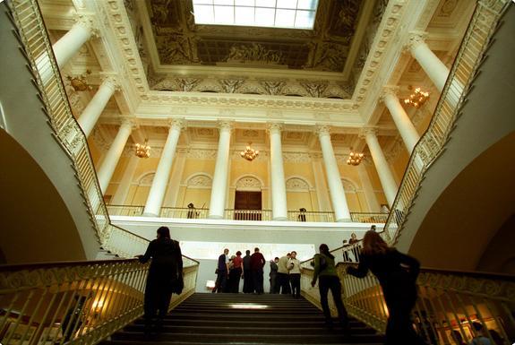 Русский музей: катастрофа на ровном месте