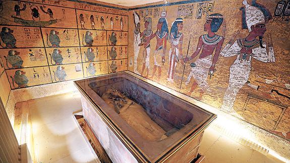 Испанские археологи обнаружили три гробницы фараонов, лишенные роскоши