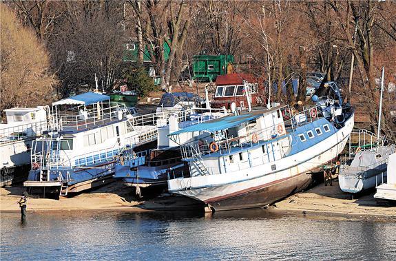 «Народным» яхтам хода нет