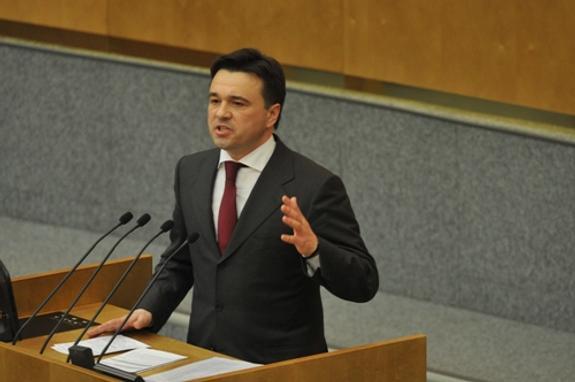«Птичка» за миллиард для губернатора Воробьева