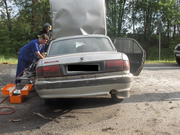 Два водителя погибли в ДТП под Владимиром
