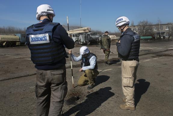 ООН: число жертв среди жителей Донбасса в июле стало рекордным за год