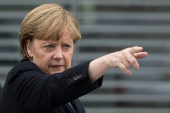 Над Германией поднимается знамя «Четвёртого рейха»