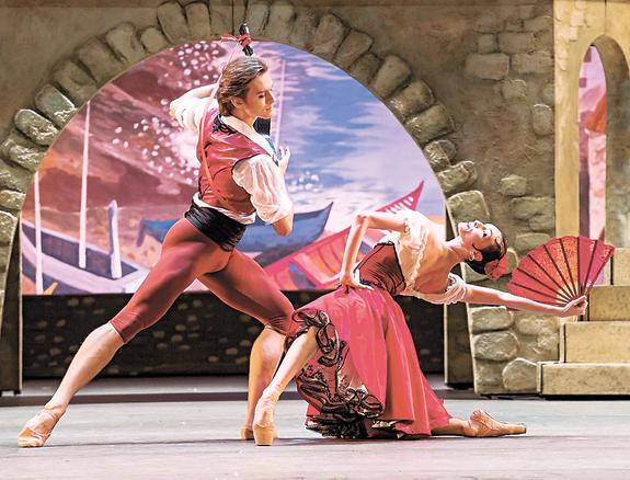 Бриллиантовый юбилей Большого балета в Лондоне