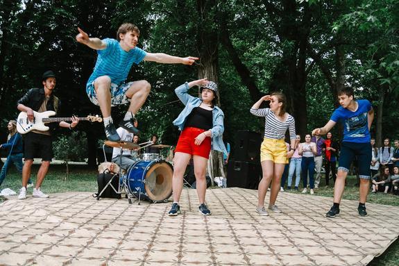 Юность, творчество и подростковое «Я»
