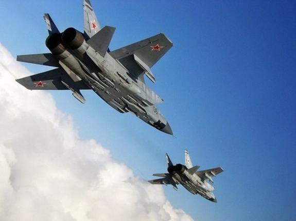 Россия открывает ливийский фронт